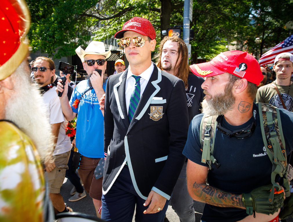 Media Criticism: The Melee of Milo Yiannopoulos