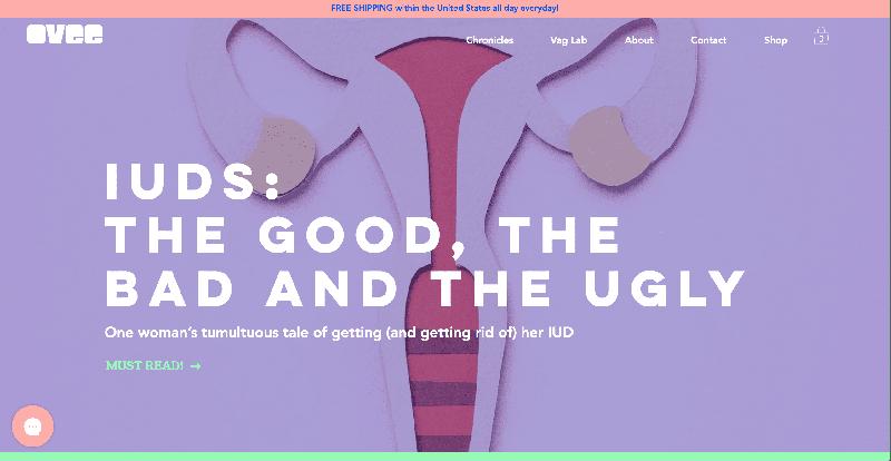Ovee: The Future of Vagina Care
