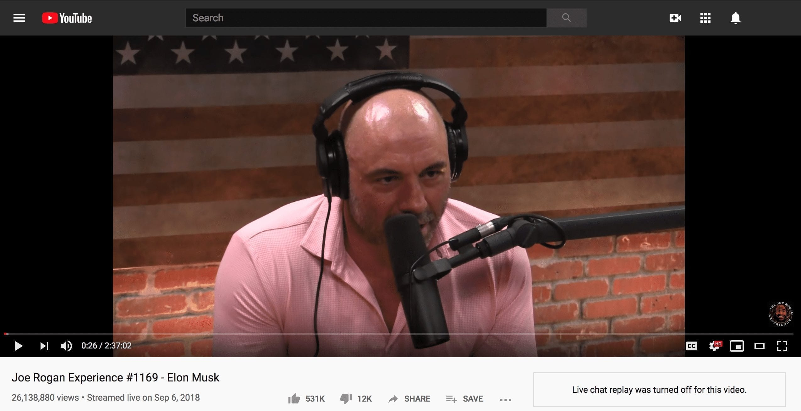 Media Criticism: Podcaster Joe Rogan Is Making News His Own Way