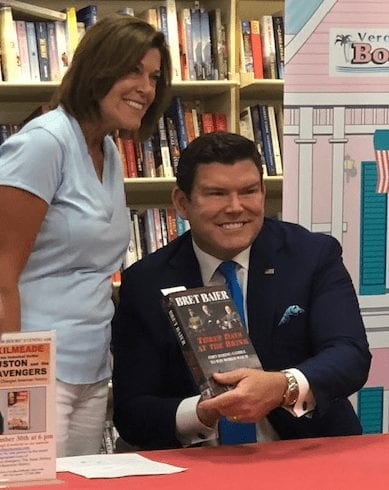 FDR, Stalin and a Naked Churchill: A History Lesson with Fox News' Bret Baier