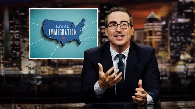 Media Criticism: John Oliver the Comedic Journalist?