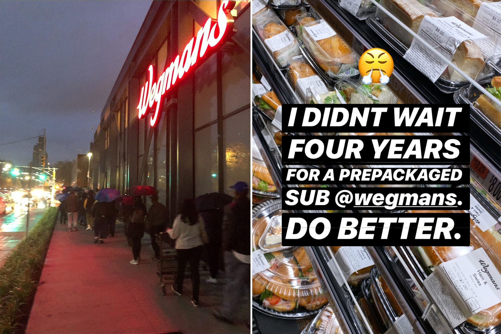 Brooklyn's new Wegmans dodges riots over missing sub shop