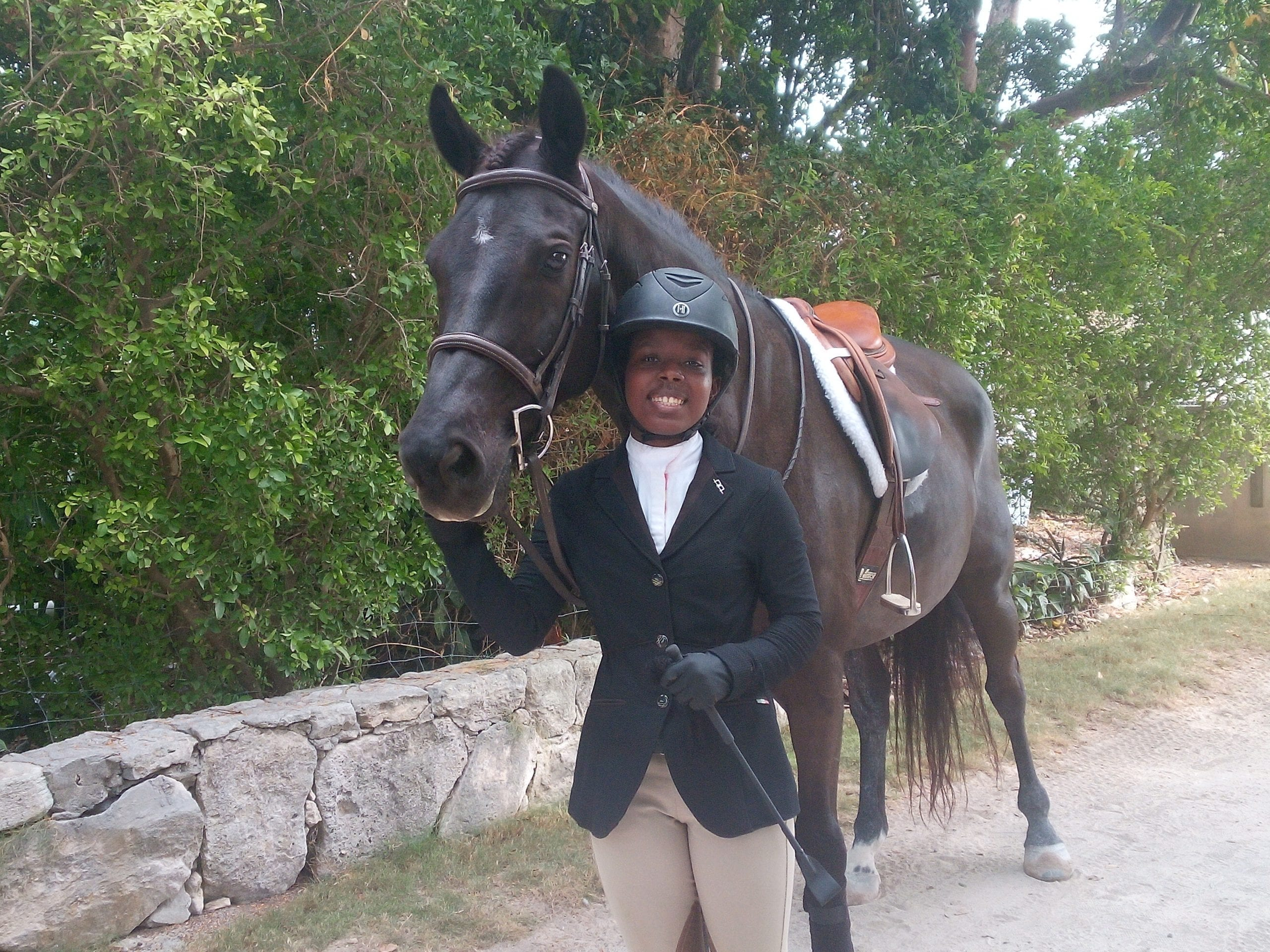 These Young Riders Are Not Just Horsing Around: Equestrian Sport in The Bahamas