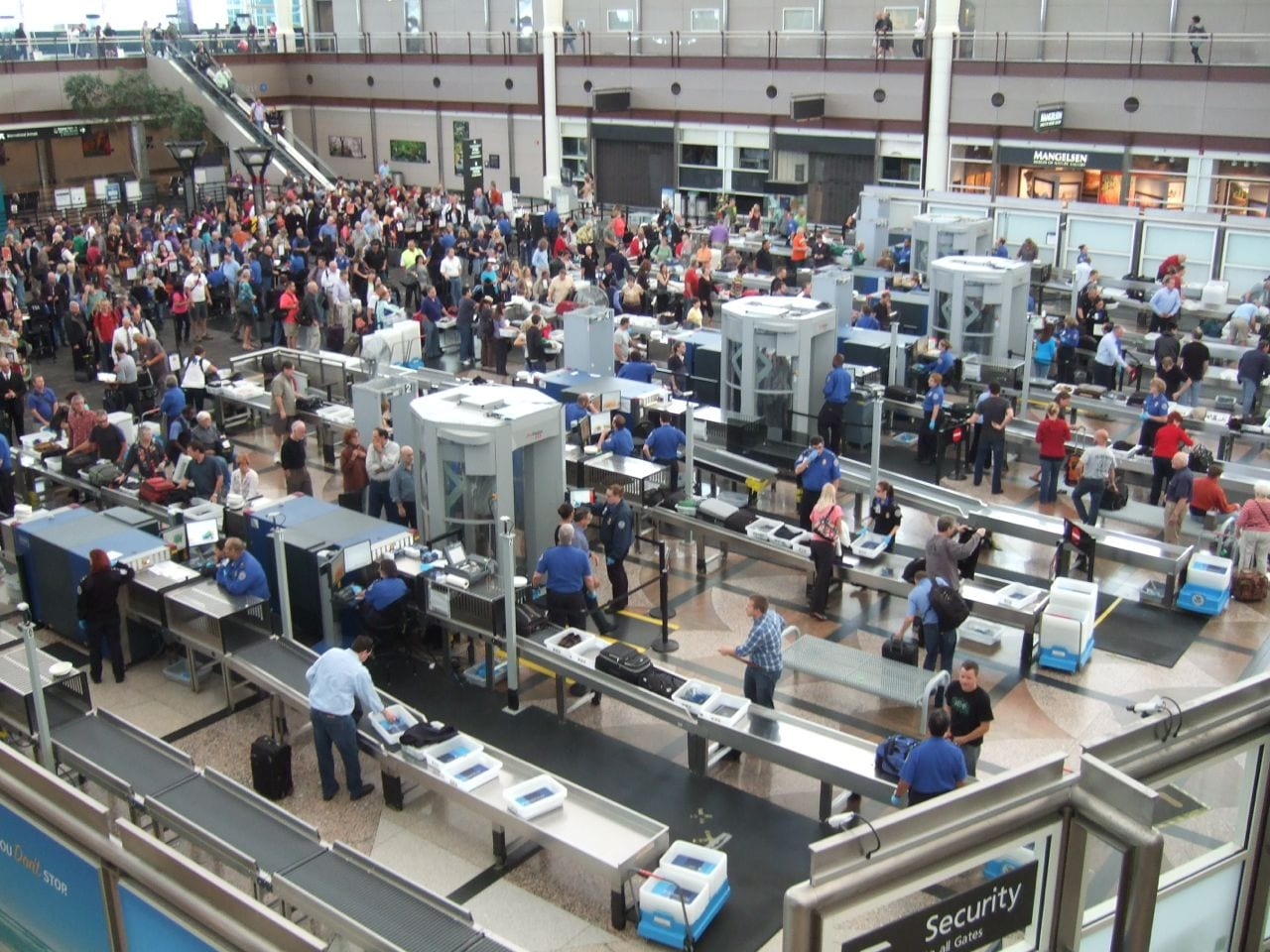 A Reporter Went Undercover to Test American Airport Security.  Was it Worth It?