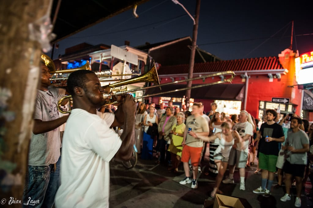 In the Big Easy, Coexistence on Frenchmen Street Changes Key