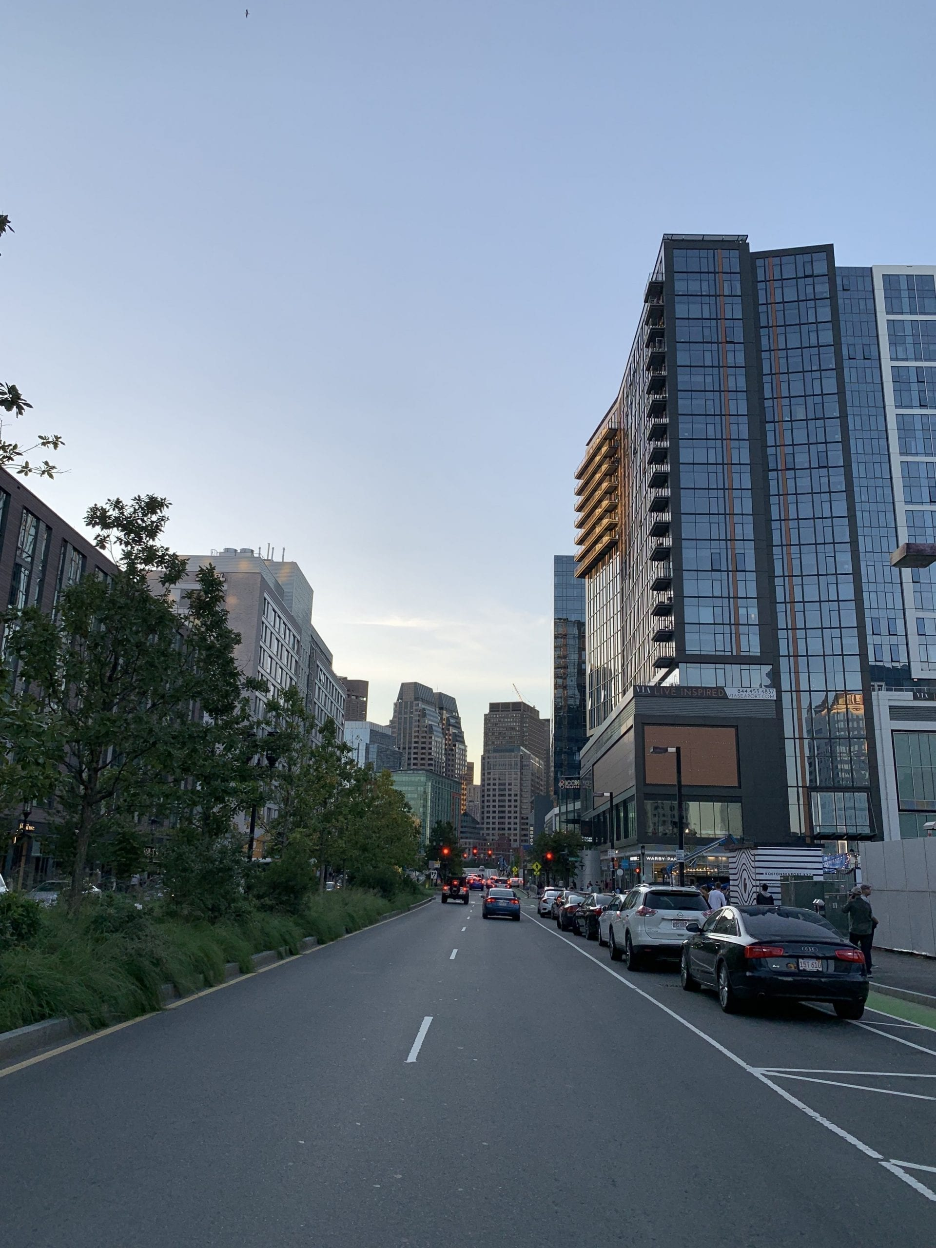 Boston's Seaport District Is Up And Coming, But How Are Companies Dealing With All The Traffic?