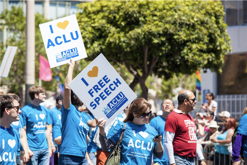The ACLU Pushes Journalism-Style Blog Posts: Is it Advocacy Journalism?