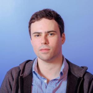 Joel Marino - NYU Headshot