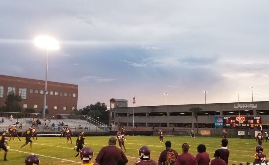 Friday Night Lights in Tampa: Something Familiar in a World of Different