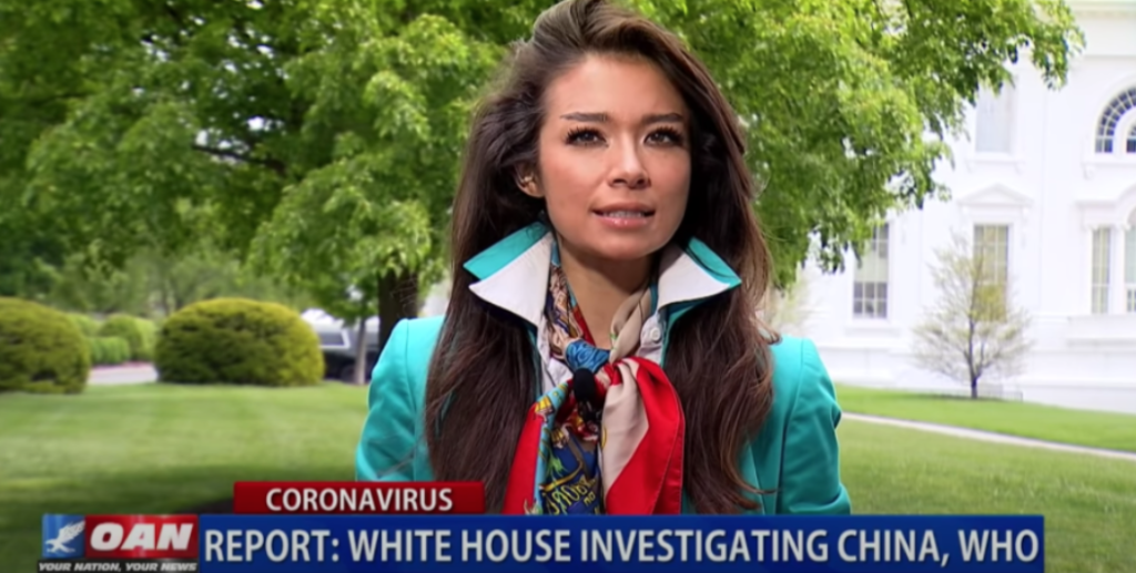 Essay: Is Chanel Rion of One America News a Journalist?