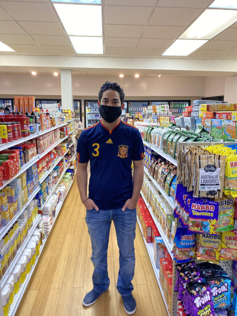 New Small Business Owner Struggles to Stay Afloat in Pandemic