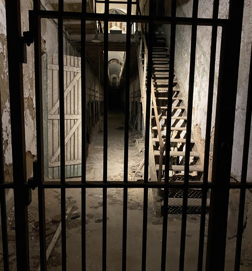 At Eastern State Penitentiary, It's Less Scaring and More Sharing for Halloween