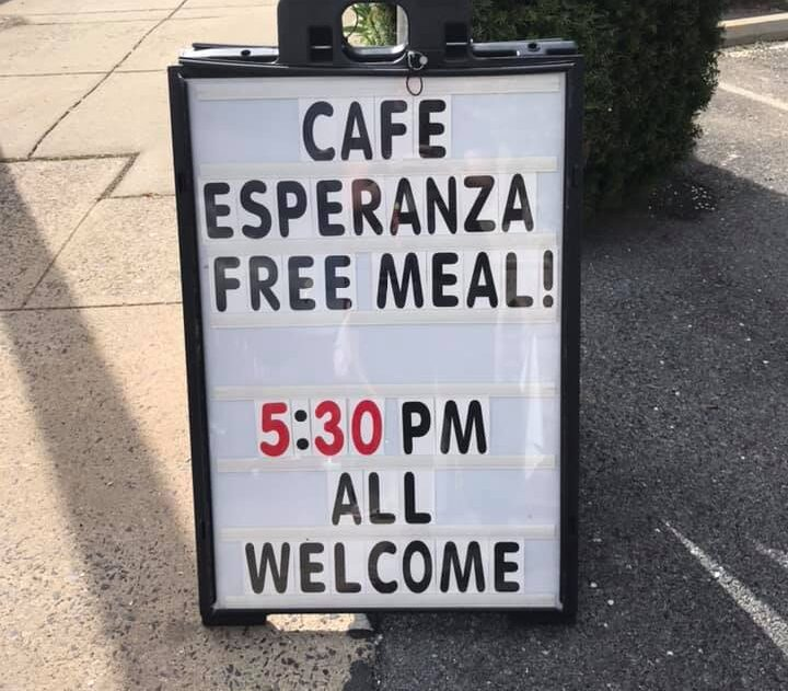 This Pennsylvania Cafe Serves Human Dignity With Every Meal
