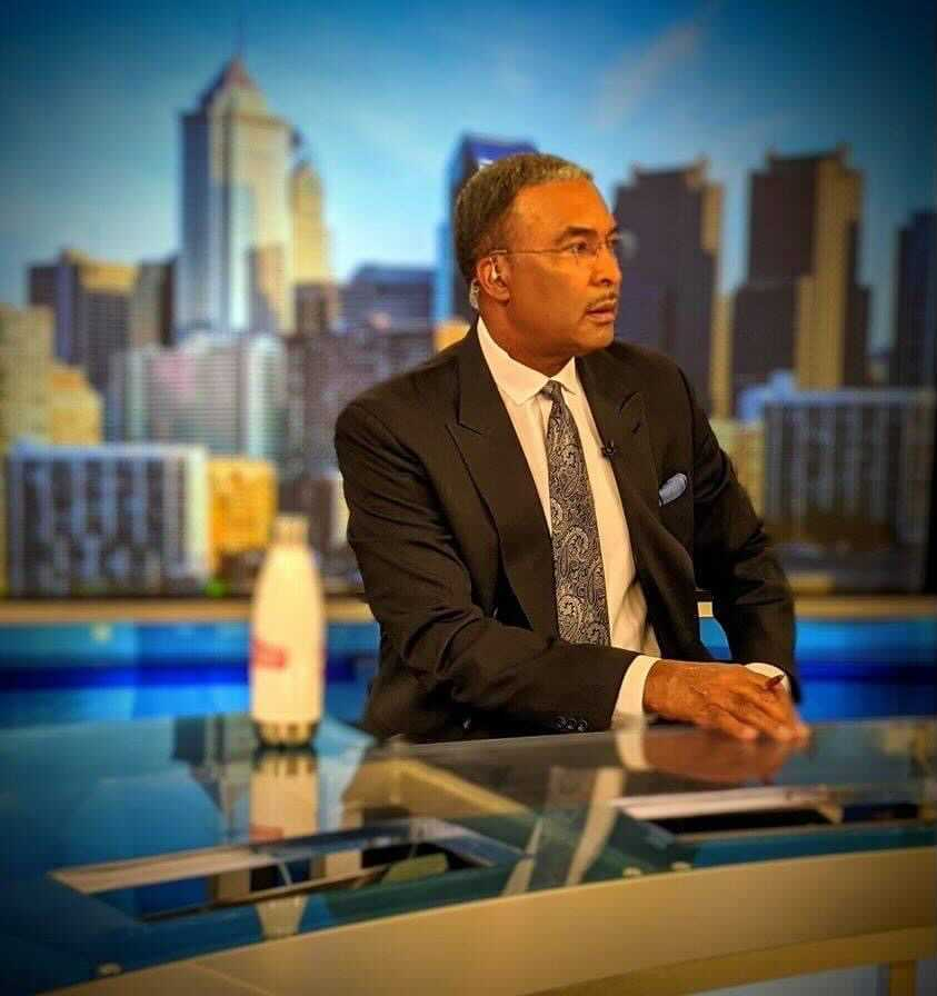 A Philly News Anchor Shares the Story He'll Never Forget