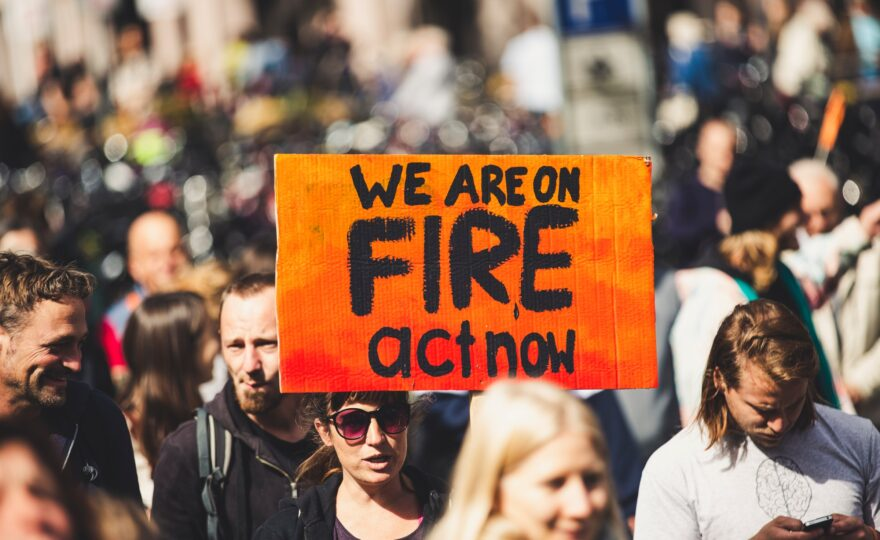 The Guardian's Call for Immediate Climate Action