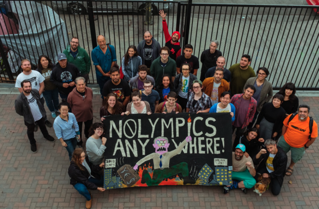 Why L.A. Activists are Trying to Ban the 2028 Olympics