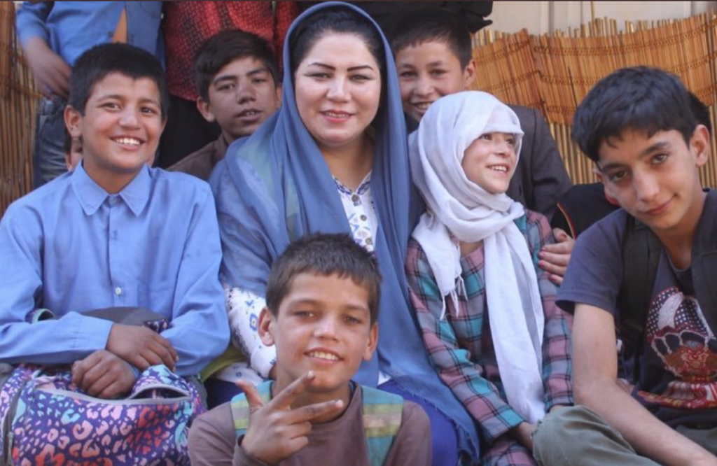 The Human Rights Activist Known As Afghanistan's 'Mother'