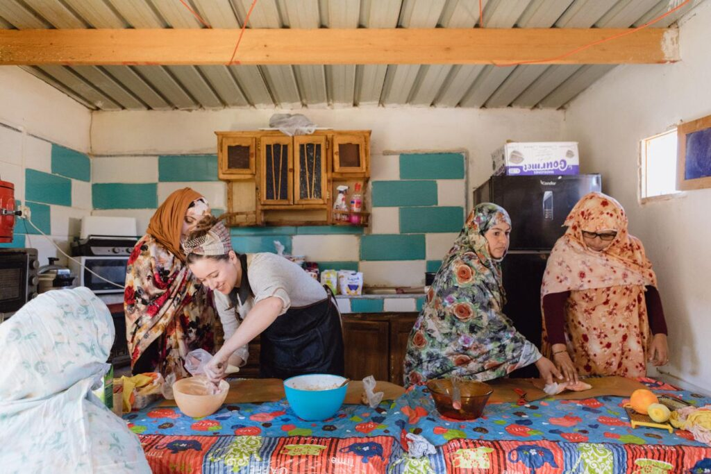 Sahrawi Baking Workshop Provides Universal Food Inspiration