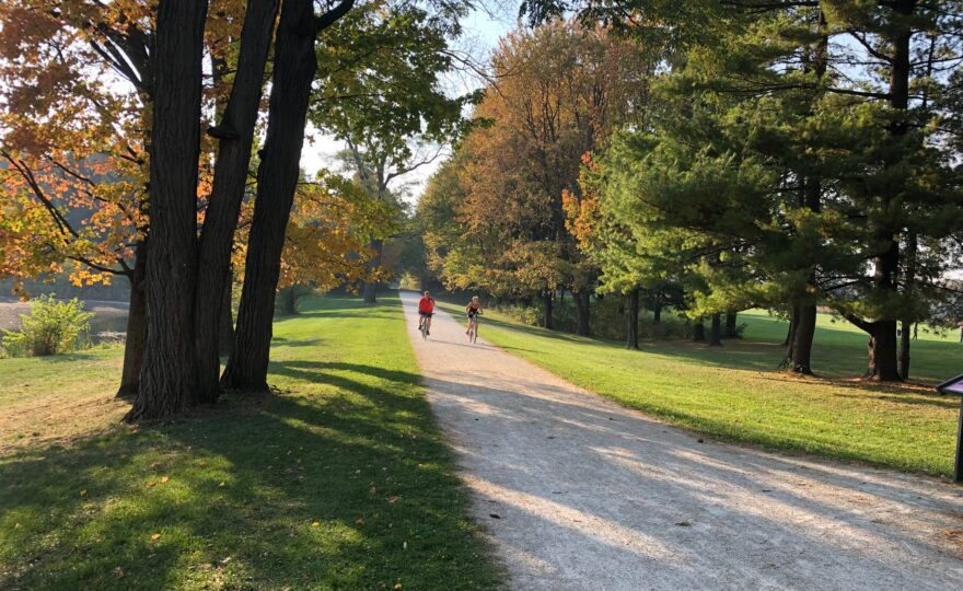 How COVID-19 Transformed an Illinois Trail Into a Pathway to Mental Health