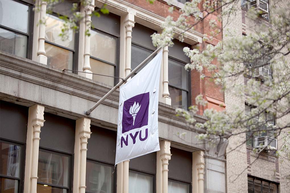 Credit: Nick Johnson / NYU